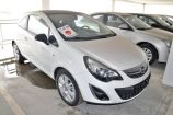 Opel Corsa. CASABLE WHITE/CARBON_БЕЛЫЙ (GXC)