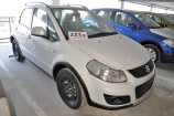 Suzuki SX4. PEARL COOL WHITE (ZNL)