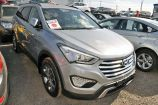 Hyundai Grand Santa Fe. SLEEK SILVER (N3S)