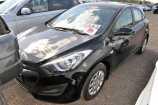 Hyundai i30. PHANTOM BLACK_ЧЕРНЫЙ (PAE)