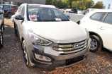Hyundai Santa Fe. TITANIUM SILVER (T6S)