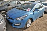 Hyundai i30. ICE BLUE_ГОЛУБОЙ (XAF)