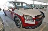 Chevrolet Orlando. VELVET RED (GCS)