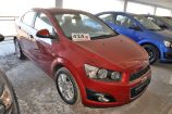 Chevrolet Aveo. VELVET RED (GCS)