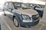 Chevrolet Orlando. MISTIC MOONLIGTH BLUE (GYK)