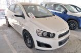 Chevrolet Aveo. SUMMIT WHITE (GAZ)