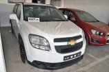 Chevrolet Orlando. SUMMIT WHITE (GAZ)