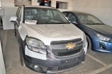 Chevrolet Orlando. GUNSMOKE GREY (GQK)