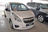Chevrolet Spark. SUMMIT WHITE (GAZ)