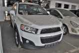 Chevrolet Captiva. SUMMIT WHITE (GAZ)