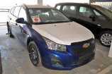 Chevrolet Cruze. BLUE SAPPHIRE (G6H)