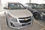 Chevrolet Cruze. SWITCHBLADE SILVER (GAN)