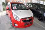 Chevrolet Spark. SUPER RED (GGE)