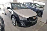 Chevrolet Cruze. CARBON FLASH (GAR)