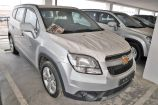 Chevrolet Orlando. SOVEREIGN SILVER (GAN)