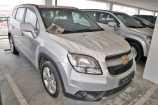 Chevrolet Orlando. SOVEREIGN SILVER (GAN)