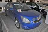 Chevrolet Cobalt. MOROCCAN BLUE (GCT)