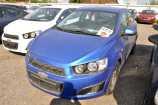 Chevrolet Aveo. BORACAY BLUE (GQM)
