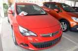 Opel Astra GTC. КРАСНЫЙ (POWER RED)