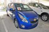 Chevrolet Spark. MOROCCAN BLUE (GCT)