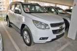 Chevrolet TrailBlazer. SUMMIT WHITE (GAZ)