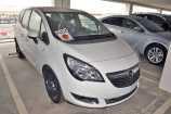 Opel Meriva. CASABLANCA WHITE_БЕЛЫЙ (10U)