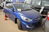 Hyundai Solaris. SAPPHIRE BLUE (WGM)