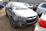 Hyundai ix35. BLUEBERRY BLUE_СИНИЙ (WAE)