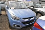 Hyundai ix35. ICE BLUE_ГОЛУБОЙ (XAF)