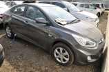 Hyundai Solaris. CARBON GRAY (SAE)