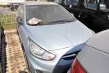 Hyundai Solaris. ICE SILVER (VEA)