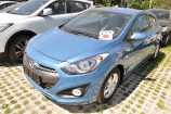 Hyundai i30. AQUA BLUE_ГОЛУБОЙ (T2U)