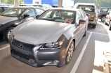 Lexus GS250. СЕРЫЙ МЕТАЛЛИК (1H9)