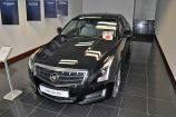 Cadillac ATS. BLACK DIAMOND TRICOAT_ЧЕРНЫЙ (GLK)