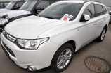Mitsubishi Outlander. SILKY WHITE_БЕЛЫЙ (W37)