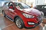 Hyundai Santa Fe. RED MERLOT_КРАСНЫЙ (VR6)