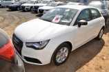 Audi A1. БЕЛЫЙ, МЕТАЛЛИК (GLACIER WHITE) (2Y2Y)