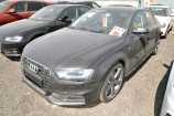 Audi A4. СЕРЫЙ, МЕТАЛЛИК (MONSOON GREY) (0C0C)