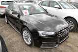 Audi A5. ЧЕРНЫЙ, МЕТАЛЛИК (MYTHOS BLACK) (0E0E)
