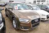 Audi Q3. КОРИЧНЕВЫЙ, МЕТАЛЛИК (CARIBOU BROWN) (6M6M)