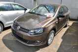 Volkswagen Polo. КОРИЧНЕВЫЙ «TOFFEE»  МЕТАЛЛИК (4Q4Q)