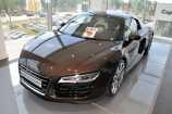 Audi R8. КОРИЧНЕВЫЙ, МЕТАЛЛИК (TEAK BROWN) (4U4U)
