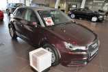 Audi A1. КРАСНЫЙ, МЕТАЛЛИК (SHIRAZ RED)/СЕРЕБРИСТЫЙ, МЕТАЛЛИК (FLORET (3AL5)