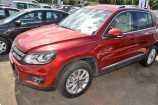 Volkswagen Tiguan. КРАСНЫЙ «WILD CHERRY» МЕТАЛЛИК (2K2K)