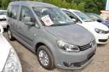 Volkswagen Caddy. СЕРЫЙ `NATURAL`  МЕТАЛЛИК (M4M4)