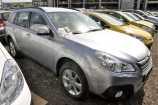 Subaru Outback. ICE SILVER METALLIC (СЕРЕБРИСТЫЙ) (1U)