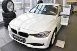 BMW 3-Series. БЕЛОСНЕЖНЫЙ (300)