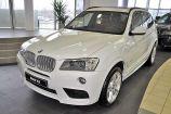 BMW X3. БЕЛОСНЕЖНЫЙ (300)