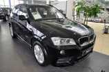 BMW X3. ЧЕРНЫЙ САПФИР, МЕТАЛЛИК (475)