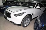 Infiniti QX70. MOONLIGHT WHITE_БЕЛЫЙ (QAA)